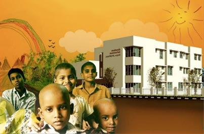 Mahesh Memorial Paediatric Oncology Centre
